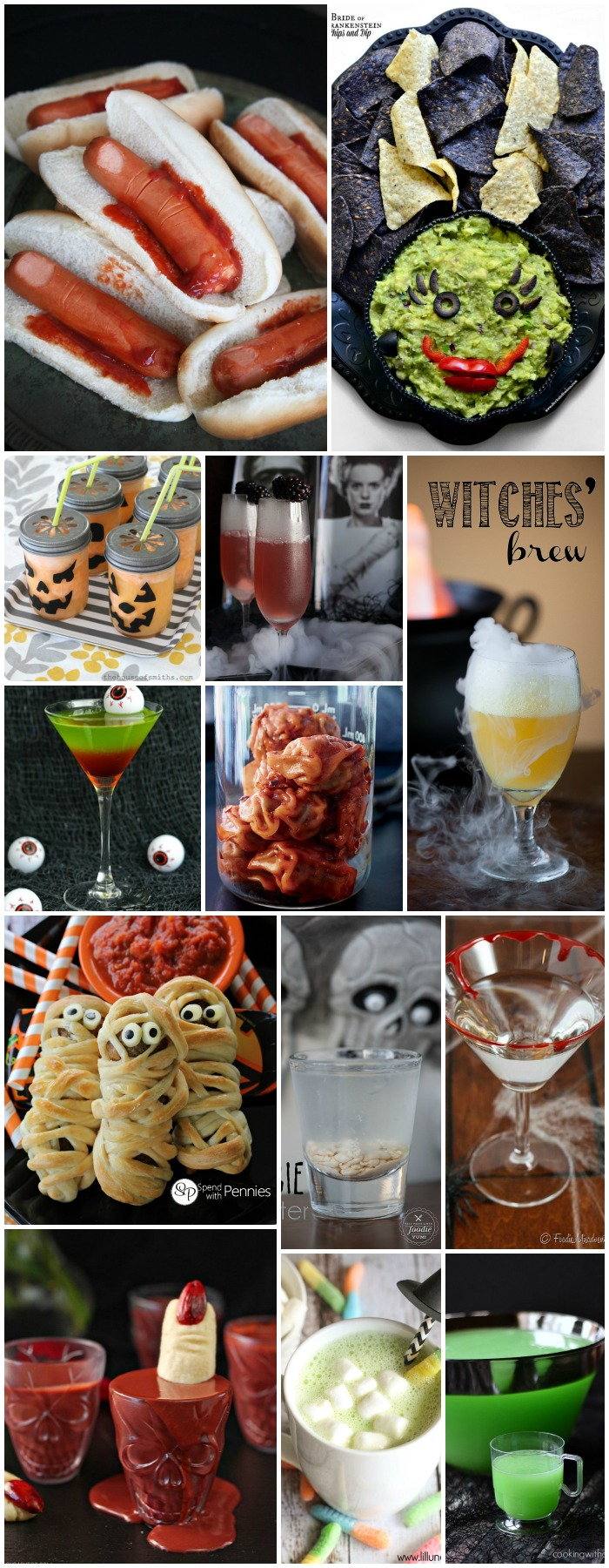 50 Halloween Party Ideas | Bread Booze Bacon