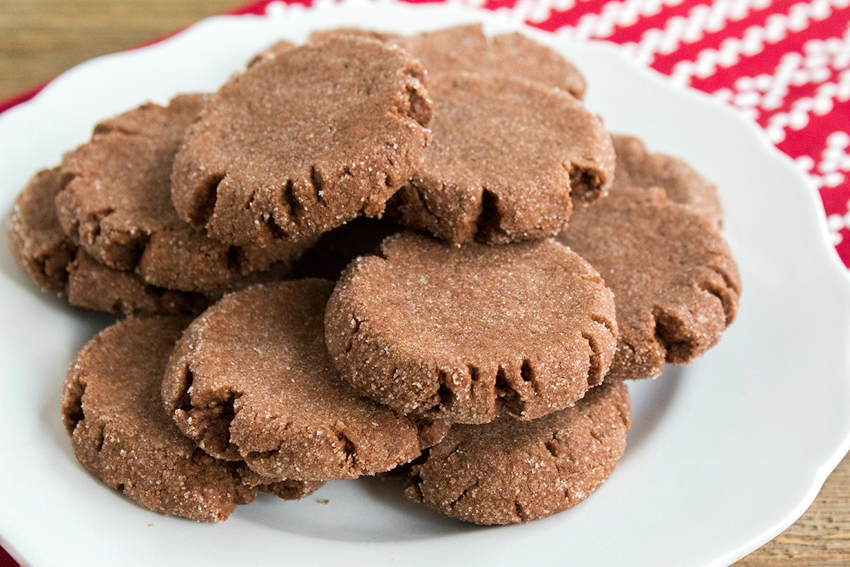 Mexican Chocolate Chip Cookie Recipe