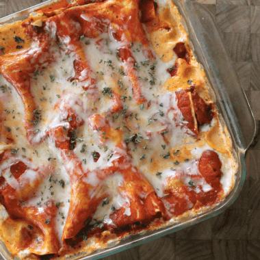 Mom's Lasagna | Bread Booze Bacon