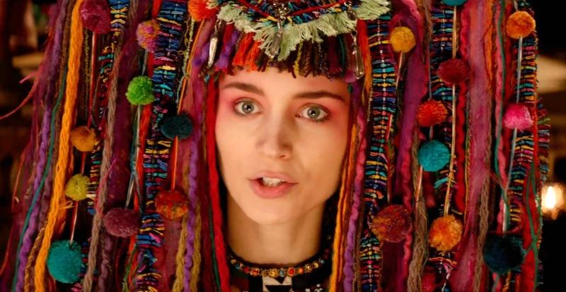Tiger Lily Head Dress