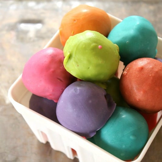 Tiger Lily Truffles are so colorful and fun, you'll never want to grow up!