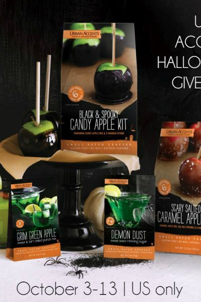 Urban Accents Halloween Giveaway [CLOSED]