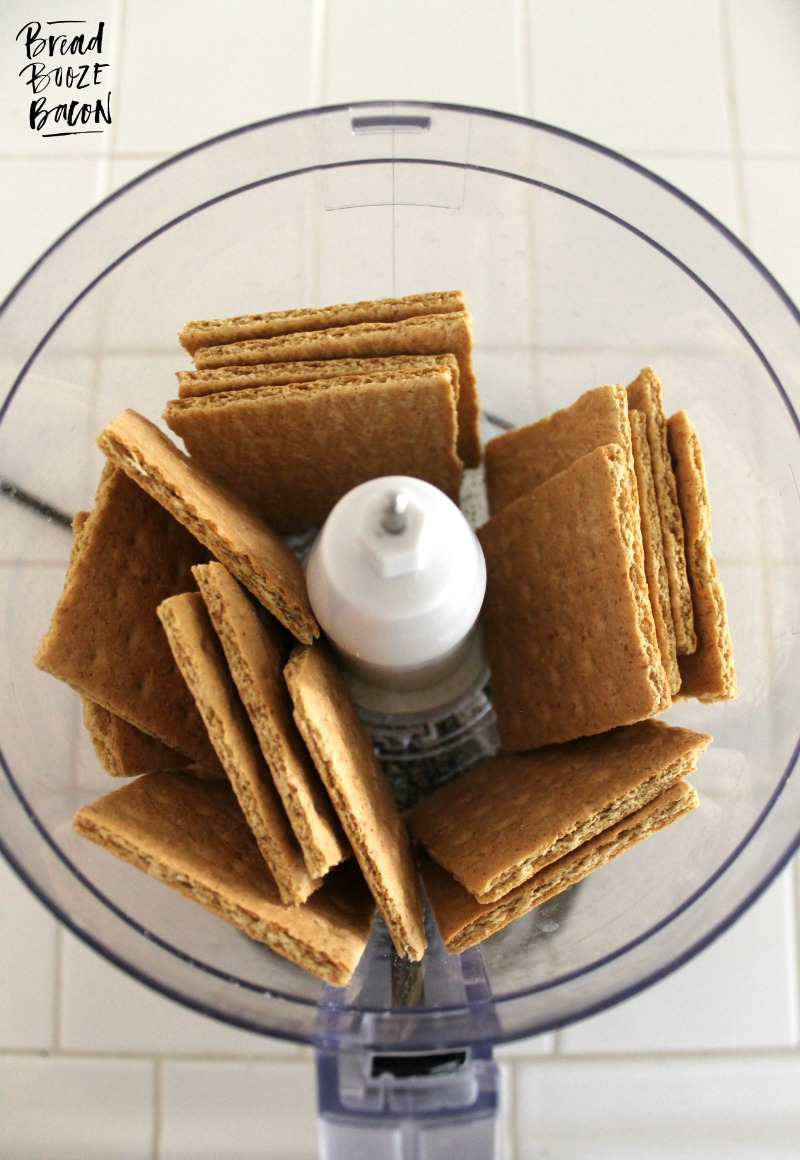 I don't know if there's a pie on Earth that can't be made better by using a Graham Cracker Pie Crust!