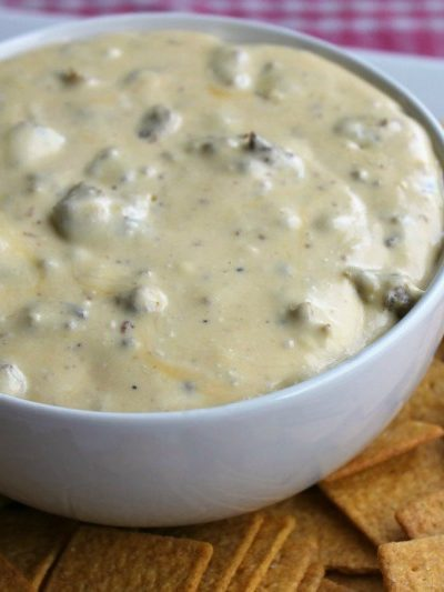 Slow Cooker Hissy Fit Dip