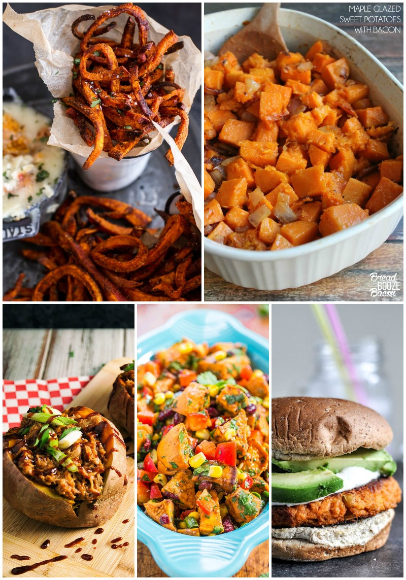 25 Sweet Potato Recipes | Bread Booze Bacon