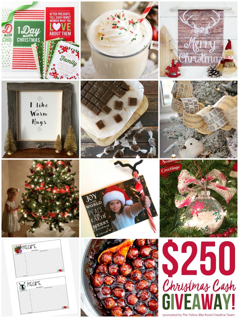 10+ Easy Christmas Ideas | Bread Booze Bacon