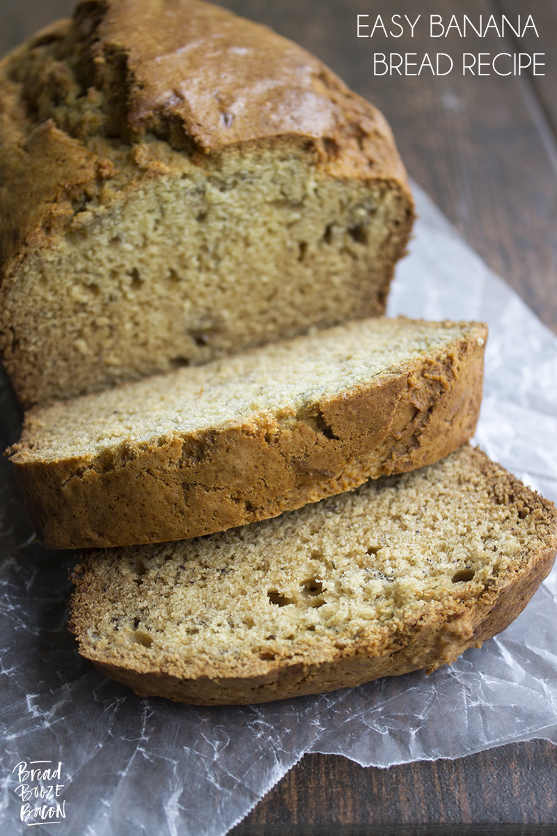 I tried for years to find the perfect banana bread recipe and finally did! This Easy Banana Bread Recipe is our favorite snack anytime of day!