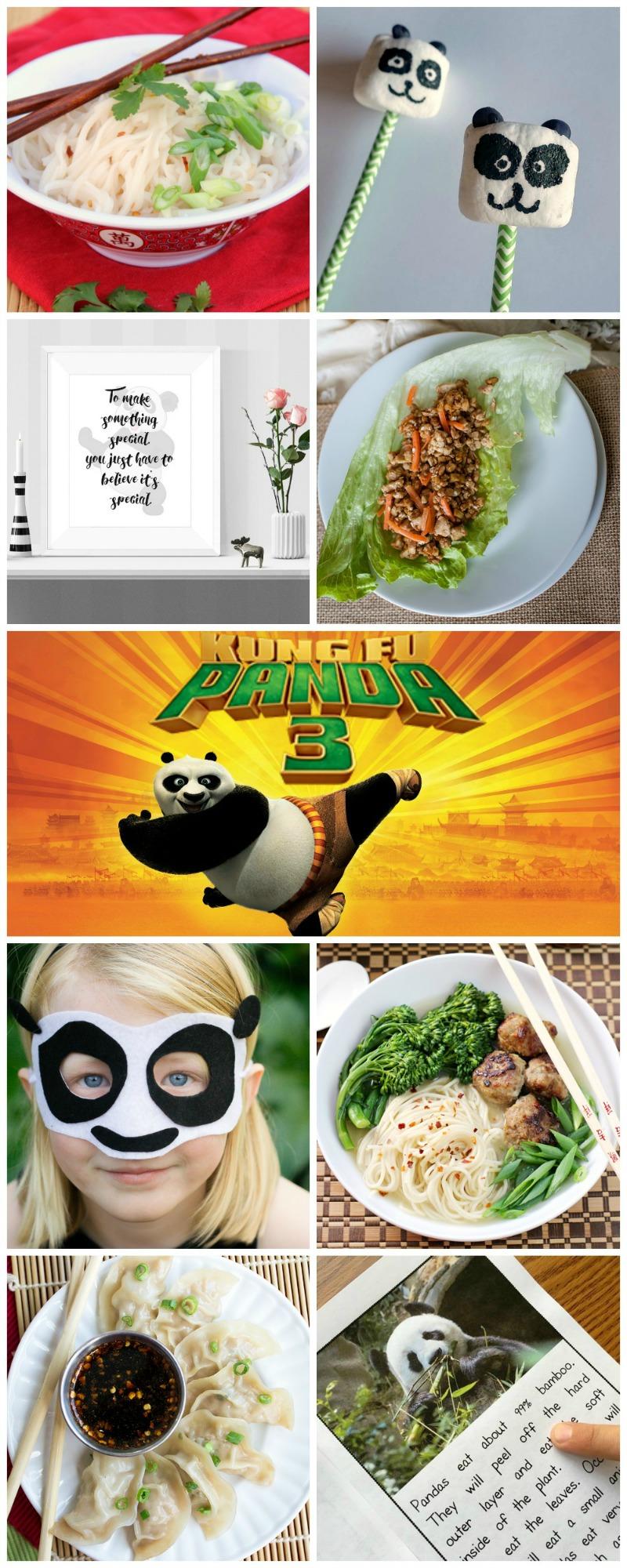 10+ Kung Fu Panda Party Ideas | Bread Booze Bacon