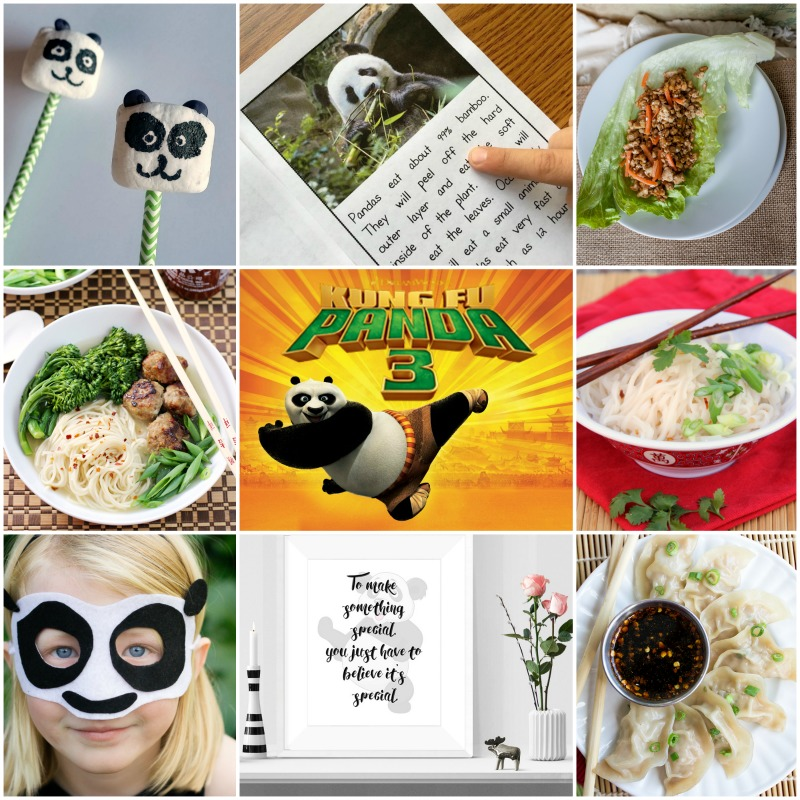 10+ Kung Fu Panda Party Ideas | Bread Booze Bacon