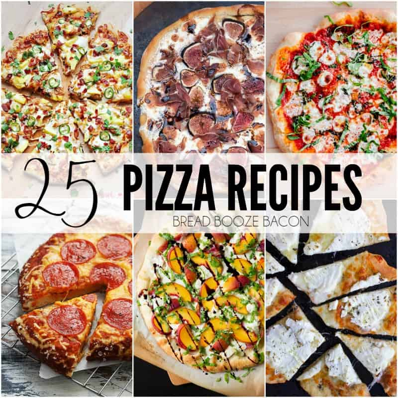 25 Pizza Recipes