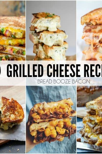 50 Grilled Cheese Recipes