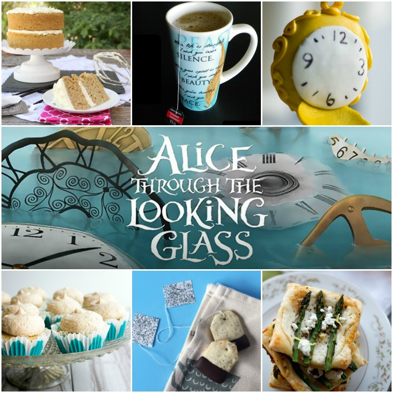 5+ Alice Through the Looking Glass Party Ideas | Bread Booze Bacon