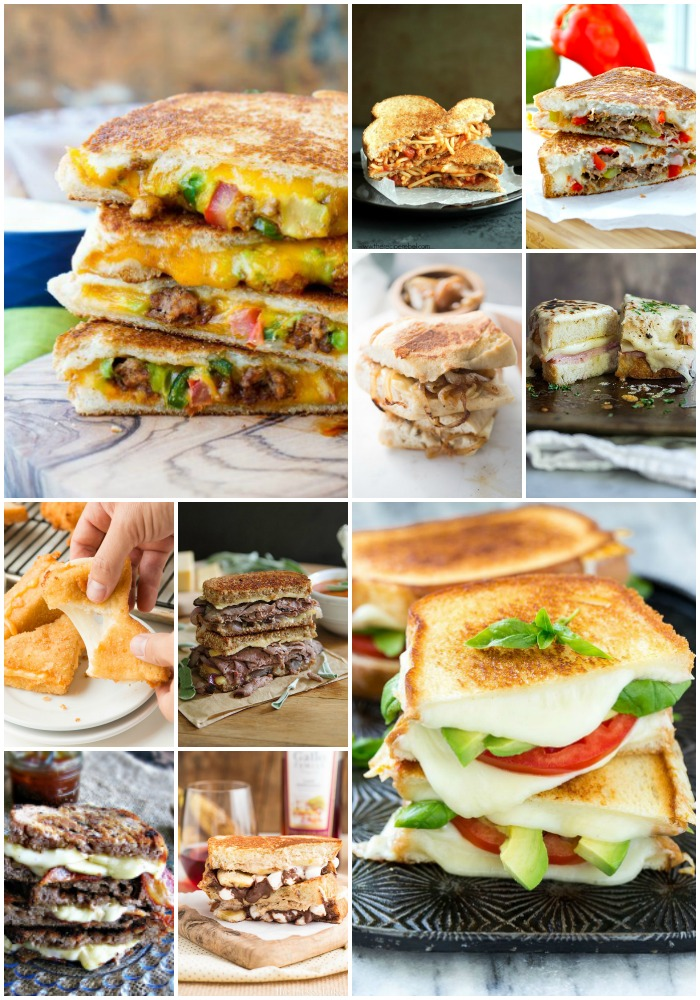 I'm a sucker for ooey, gooey cheese. Combine that with bread and I'm in heaven! These 50 Grilled Cheese Recipes are your ticket to paradise! There's a flavor combination for every taste!