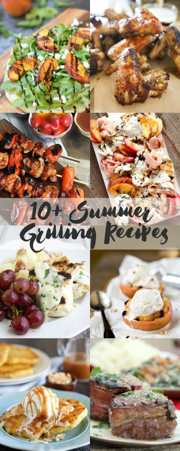 10+ Summer Grilling Recipes | Bread Booze Bacon