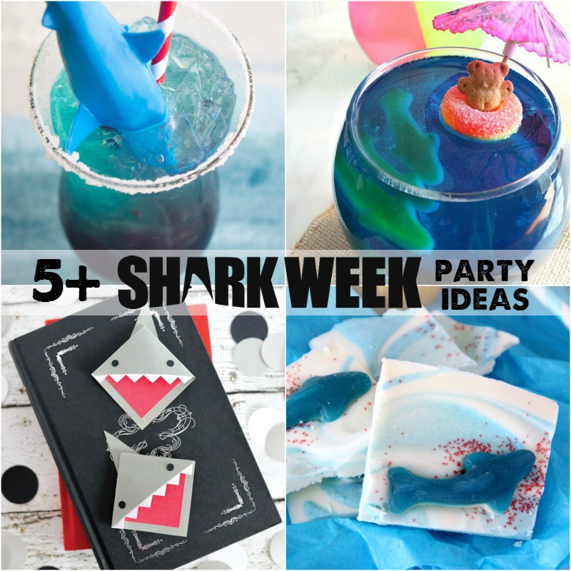 5+ Shark Week Party Ideas | Bread Booze Bacon