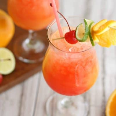 Hurricane Party Punch Recipe