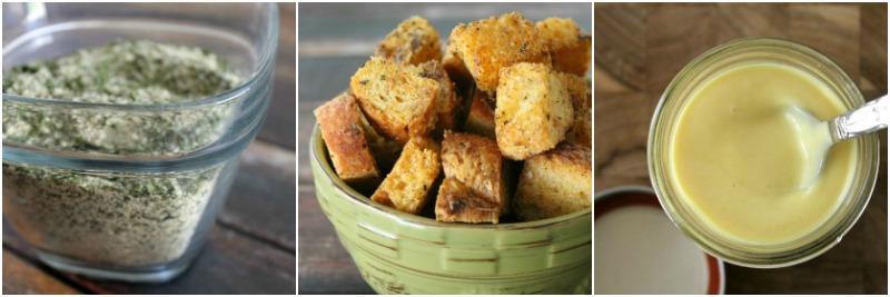 Salad Condiment Recipes | Bread Booze Bacon
