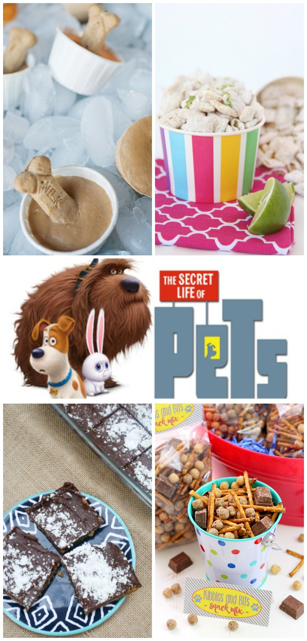 The Secret Life of Pets Party Inspiration | Bread Booze Bacon