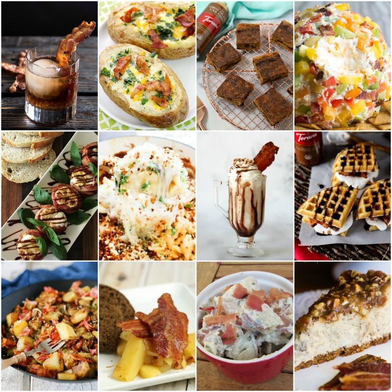 Bacon Month 2016 Recipes | Bread Booze Bacon