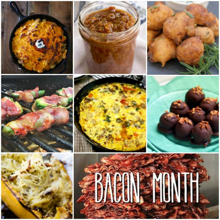 Bacon Month 2016 Recipes | Bread Booze Bacon