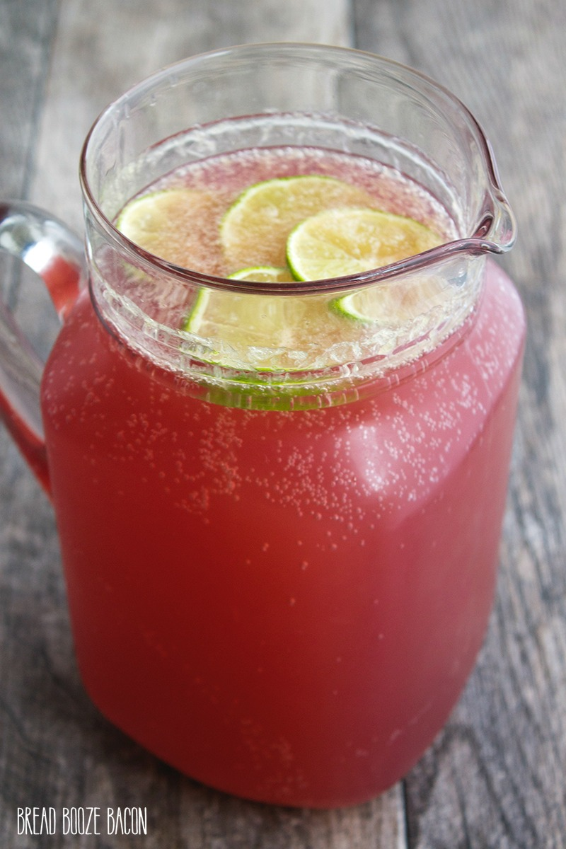 Blackberry Limeade Punch is an easy and delicious drink full of bright flavors that everyone loves!
