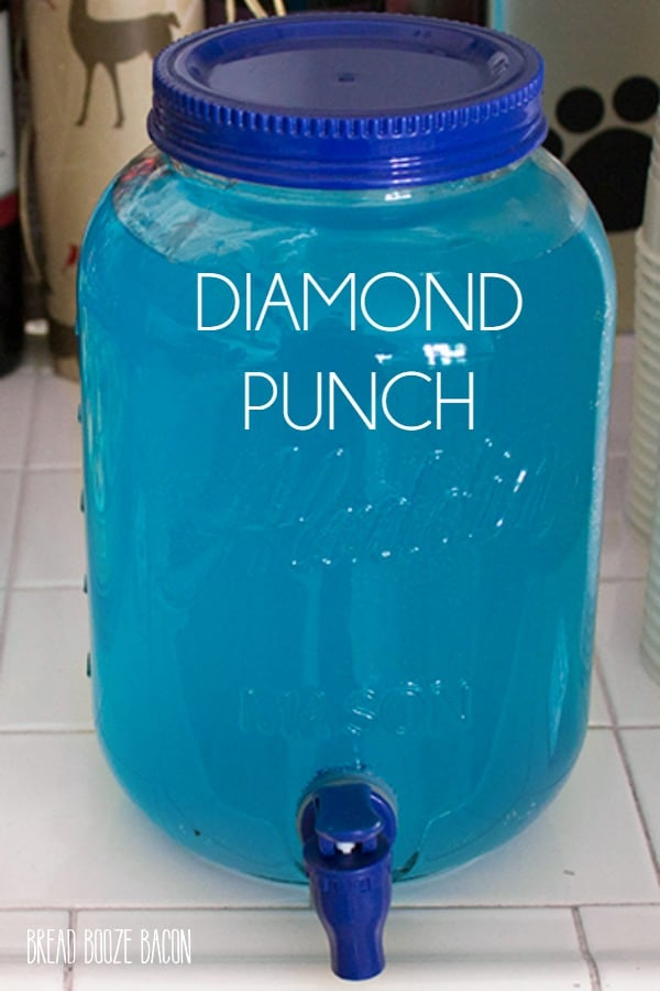 Diamond Punch is an easy to make, crowd pleasing punch that's perfect for your DanTDM party!
