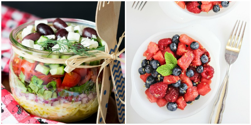 Pool Party Salads