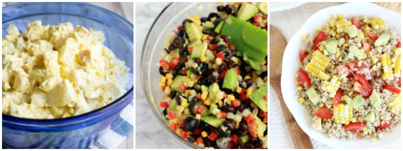 Pool Party Side Dishes