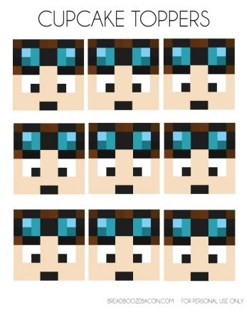 Throw the best DanTDM Birthday Party ever with these easy decor ideas, free printables, menu ideas, and more!