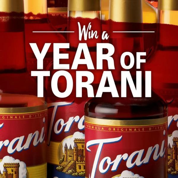 Torani Prize Pack