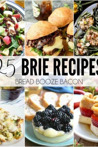 25 Brie Recipes