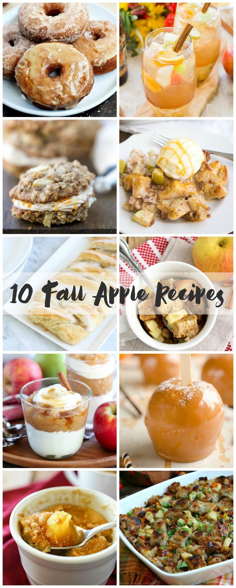10 Fall Apple Recipes   Bread Booze Bacon