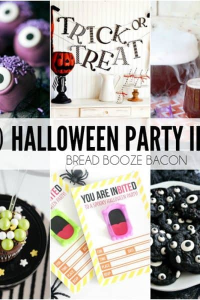 50 Halloween Party Ideas
