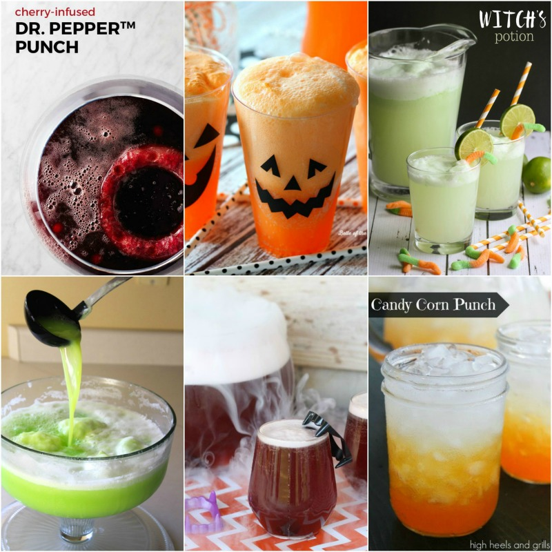 Halloween Cocktail Party Ideas Part - 48: These 50 Halloween Party Ideas Will Help You Throw The Best Bash On The  Block!