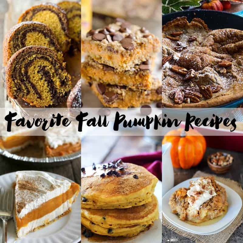 Favorite Fall Pumpkin Recipes | Bread Booze Bacon