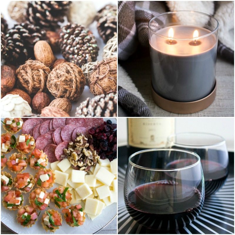 5 easy holiday entertaining tips square bread booze bacon for Easy entertaining tips