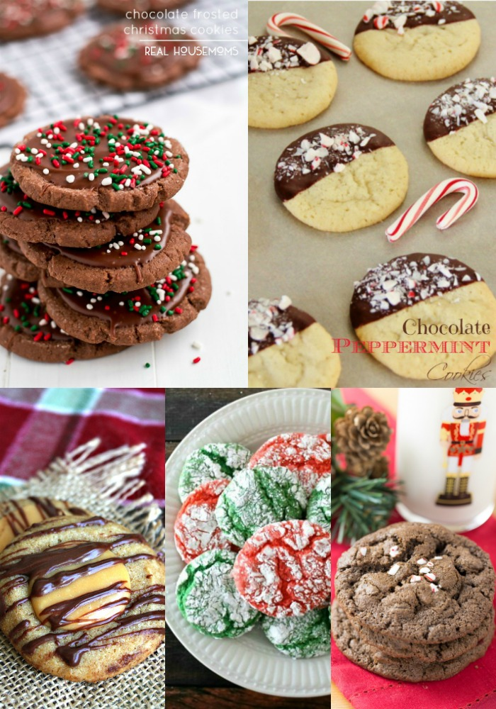 Grab the butter, flour, sugar, and eggs! 'Tis the season for holiday baking and I've got 25 Yummy Christmas Cookies to spread some cheer!