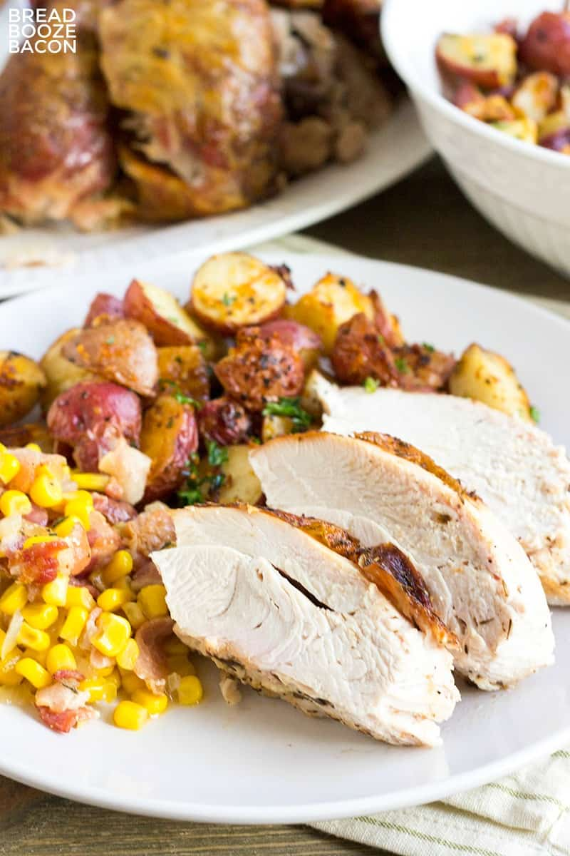 How To Cook Thanksgiving Turkey Bread Booze Bacon