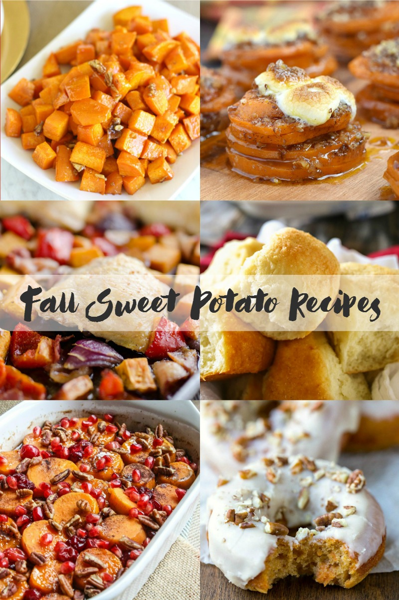 Fall Sweet Potato Recipes | Bread Booze Bacon