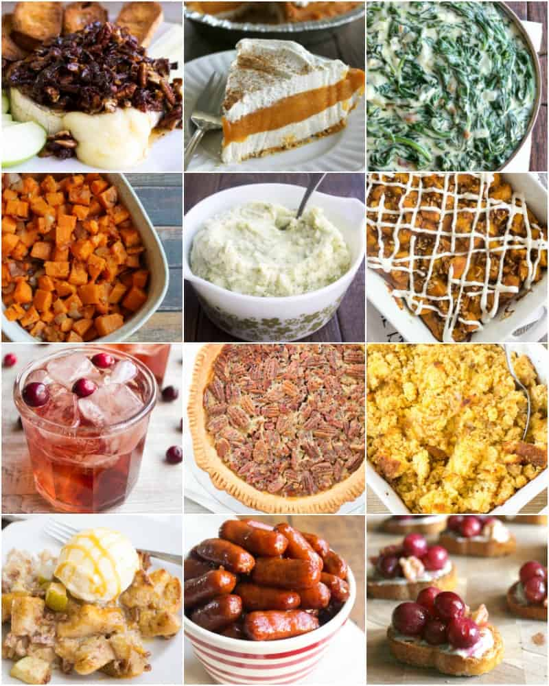 Our favorite Thanksgiving recipes to go with your holiday turkey!
