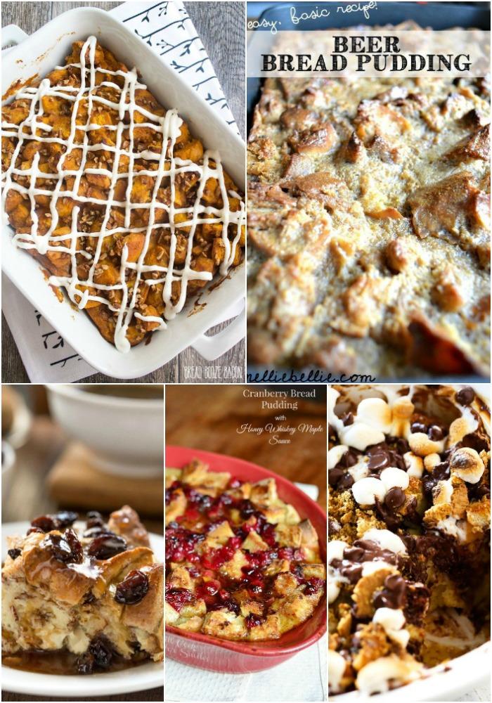 25 Bread Pudding Recipes Bread Booze Bacon