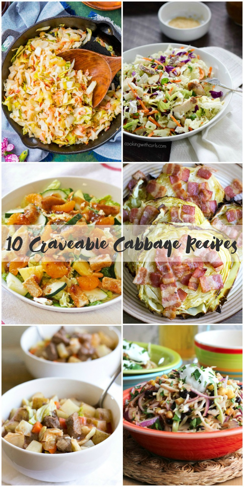 10 Craveable Cabbage Recipes | Bread Booze Bacon