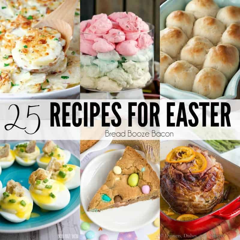 25 Recipes for Easter