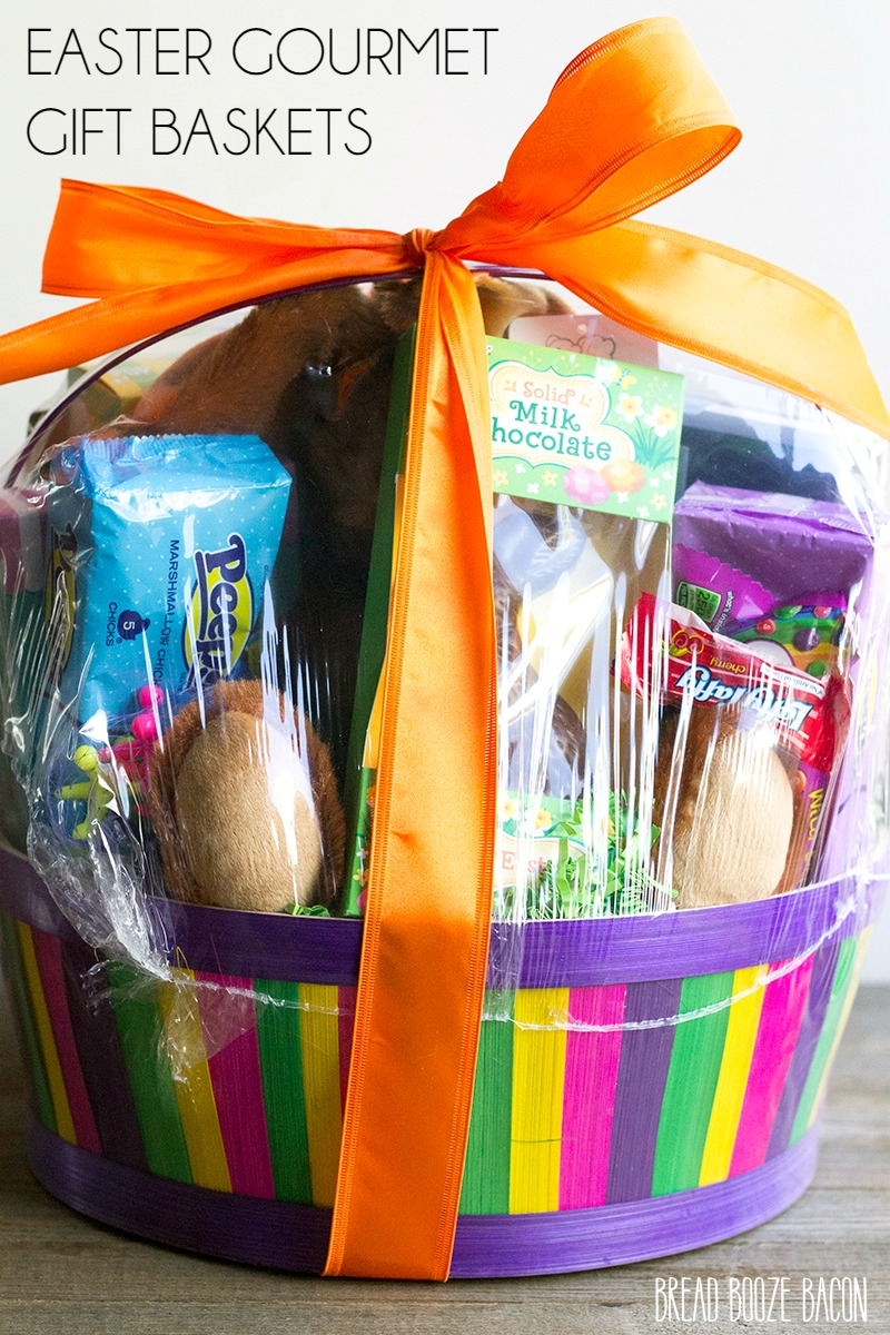 Easter gift gourmet gift baskets bread booze bacon looking for an awesome easter gift to show your loved one youre thinking of negle Gallery