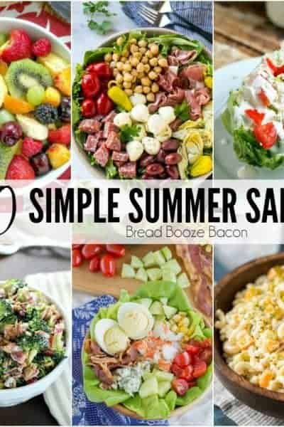 20 Simple Summer Salad Recipes