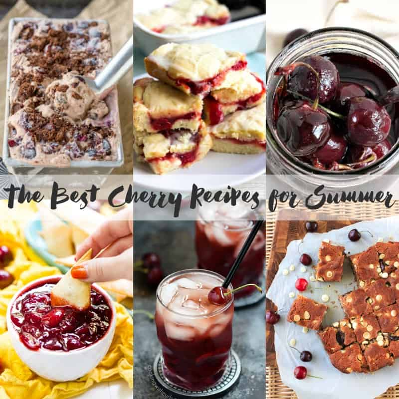 The Best Cherry Recipes for Summer | Bread Booze Bacon