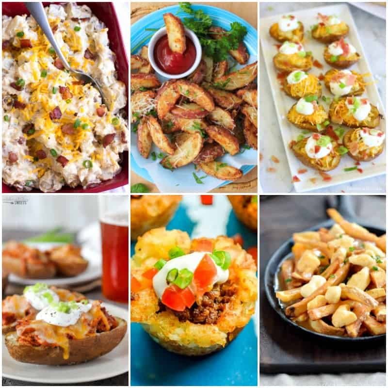 Crazy Good Potato Recipes
