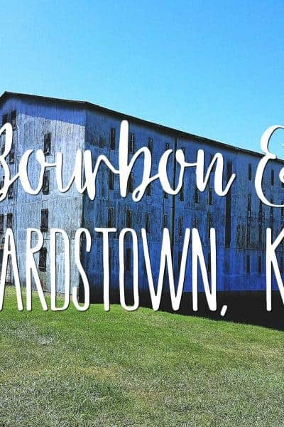 If you're heading to the bourbon belt, be sure to indulge in the paradise that isBourbon & Bardstown, Kentucky!