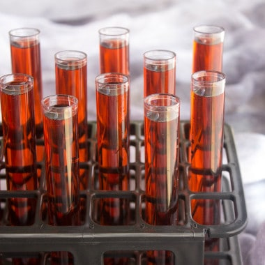 Forbidden Forest Test Tube Shots are a dangerouslydelicious shot that's perfect for getting your Halloween party started!