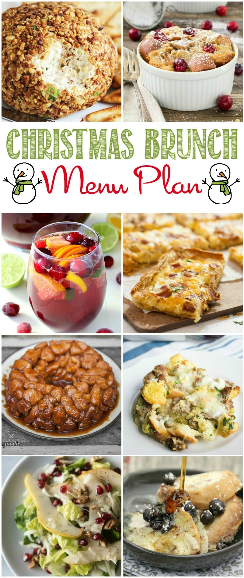 welcome your holiday guests with a delicious christmas brunch menu plan these are a delicious and comforting way to start christmas with the family